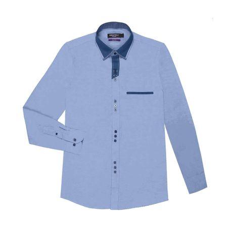 camisa-donatelli-fiorello-azul-16½