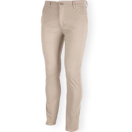 pantalon-drill-soft-spandex---duncani-ii-beige-38