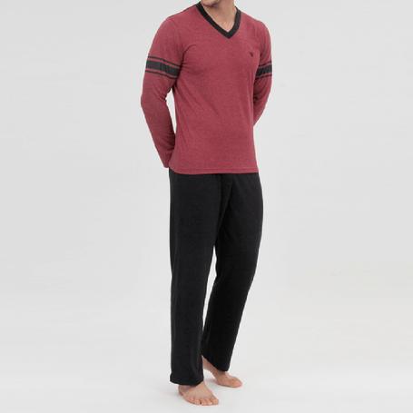 pijama-promocional-lazaro-vino-claro-m