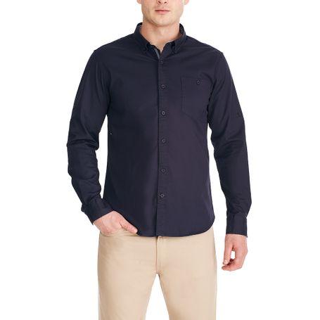 camisa-ml-victor-azul-s