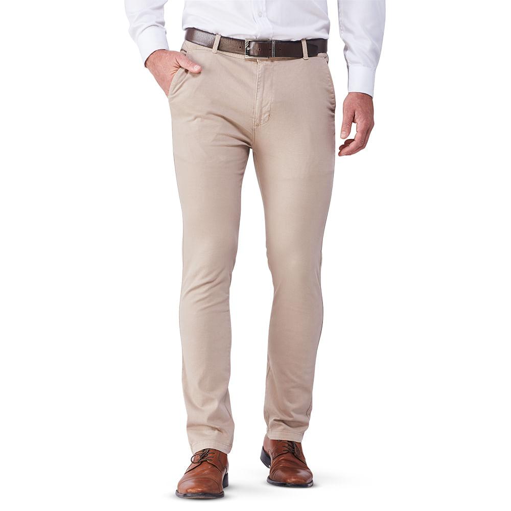 Pantalones Drill Soft Spand Tiendas El