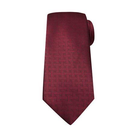 -corbata-microfibra-jh-8-cm-vino-modelo-5