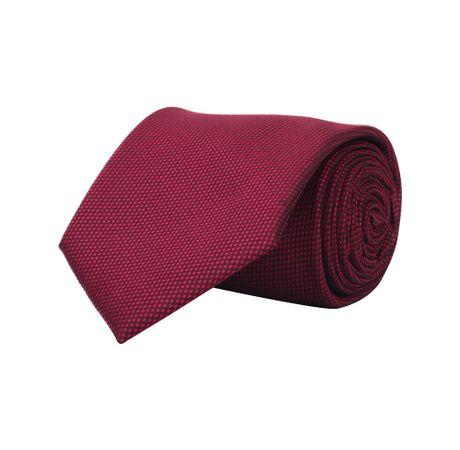 corbata-microfibra-8cm-teflon-rojo-std