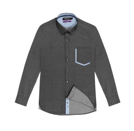 camisa-casual-reni-negro-m