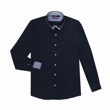 camisa-donatelli-hadriano-azul-15½