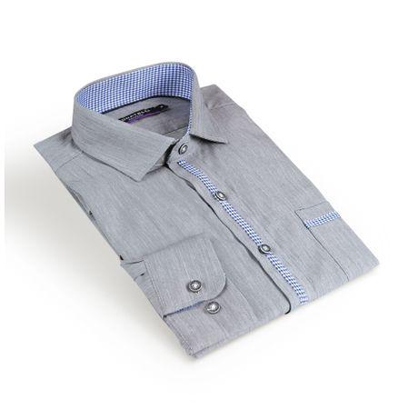 camisa-casual-cristiani-ml-acero-l
