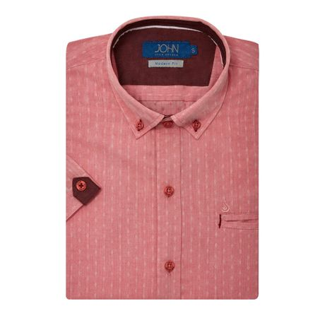 camisa-cesare-coral-s
