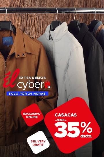 casaca pre cyber mobile