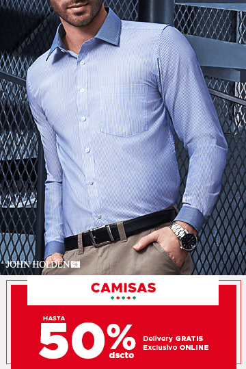 Camisas Mobile